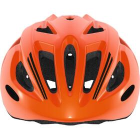 ABUS S-Cension Cykelhjelm, neon orange